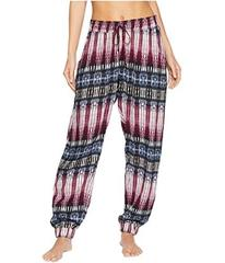 Splendid Night Sky Printed Crop Pajama Pants
