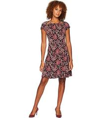 MICHAEL Michael Kors Sweetheart Paisley Dress