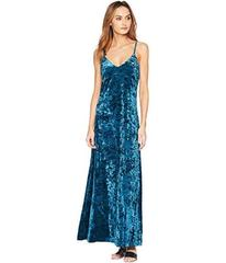 MICHAEL Michael Kors Crush Velvet Tank Maxi Dress