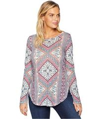 Lucky Brand Lucky Tapestry Tee