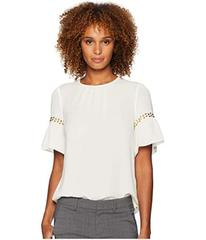 MICHAEL Michael Kors Pyramid Heat Transfer Short S