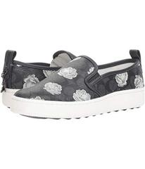 COACH C115 Slip-On Sneaker with Floral Print