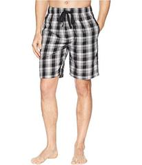 Jockey Black/White/Grey Plaid