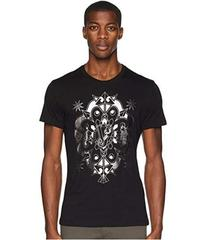 Versace Jeans Couture Kaleidoscope Graphic T-Shirt
