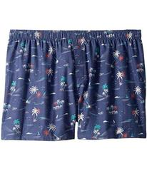 Tommy Bahama Printed Flannel Boxer Shorts