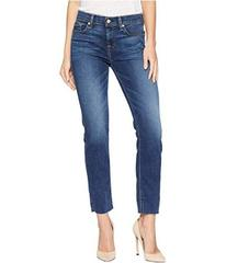 7 For All Mankind B(Air) Roxanne Ankle w/ Cut Off