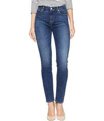 7 For All Mankind B(Air) High-Waisted Ankle Skinny