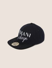 EMBROIDERED SCRIPT LOGO HAT