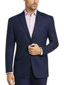 Awearness Kenneth Cole Blue Slim Fit Suit