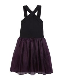 Chicago Two-Tone Halter Dress, Size 8-16