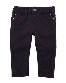 Stretch Twill Trousers, Size 6-36 Months