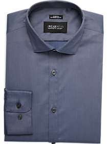 Awearness Kenneth Cole Navy Extreme Slim Fit Dress