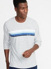 Ultra-Soft Breathe ON Built-In Flex Graphic Tee fo