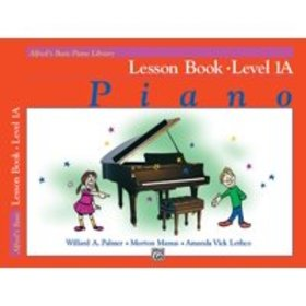 Alfred's Basic Piano Library: Alfred's Basic Piano