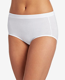 Jockey Cotton Stretch Brief 1556, Created for Macy