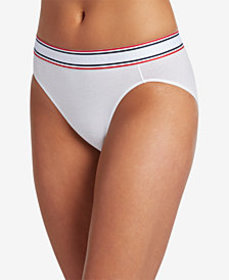 Jockey Retro Stripe Hi-Cut Panty 2254, First at Ma
