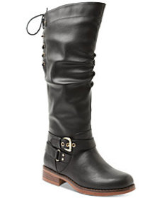 XOXO Montclair Riding Boots