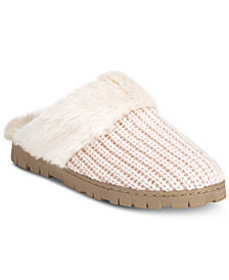 Dr. Scholl's Sunday Scuff Slippers