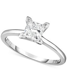 Diamond Princess Engagement Ring (1.0 ct. t.w.) in
