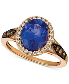 Le Vian Chocolatier® Blueberry Tanzanite (2-1/2 ct