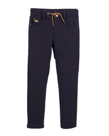 Mayoral Regular-Fit Faded Denim Jeans, Size 3-6