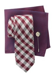 Ben Sherman Morgan Check Tie