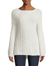 Neiman Marcus Cashmere Collection Featherweight Ca