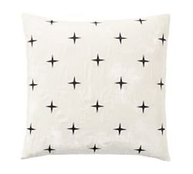 The Emily & Meritt Compass Star Pillow