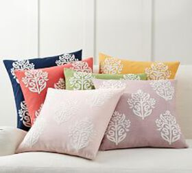 Kyla Embroidered Pillow Cover