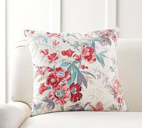 Ophelia Printed Pillow Cover