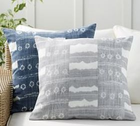 Zuma Stripe Indoor/Outdoor Pillow