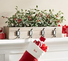 Planter Stocking Holder