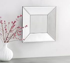 Bevel Square Mirror
