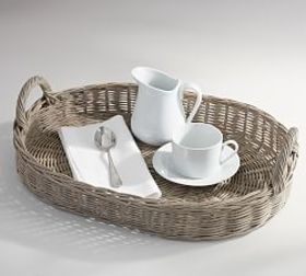 Willow Tray - Gray
