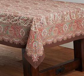 Norwood Paisley Tablecloth