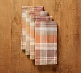 Newton Plaid Napkin, Set of 4