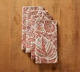 Norwood Paisley Napkin