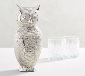 Owl Cocktail Shaker