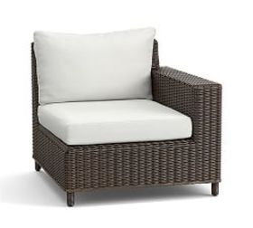 Build Your Own - Torrey All-Weather Wicker Square