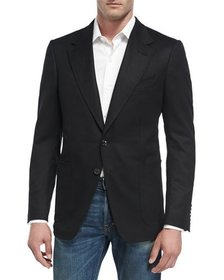 TOM FORD Shelton Base Cashmere Cardigan Jacket