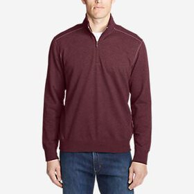 Men's Camp Fleece 1/4-Zip