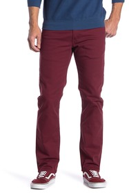 Levi's 513 Slim Straight Fit Jeans - 30-36\