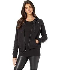 Juicy Couture Track Heathered Terry Studded Robert
