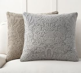Melodie Embroidered Pillow Cover