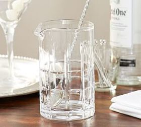 Library Cocktail Pitcher