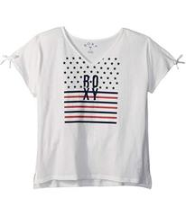 Roxy Simple Touch Tee (Big Kids)
