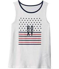 Roxy Precious Hearts Stars and Stripes Tank Top (T