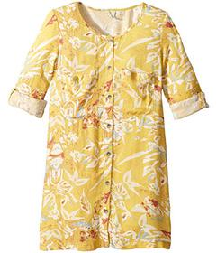 Roxy Kids Sun Is Shining Moss Dress (Big Kids)