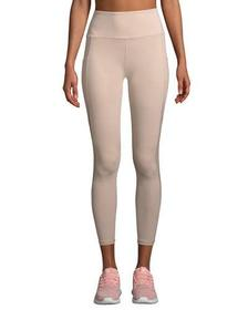 Varley Clyde High-Rise Mesh Performance Tights
