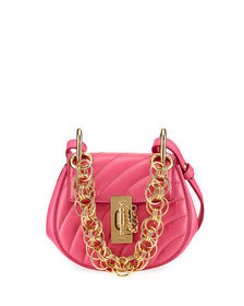 Chloe Nano Drew Bijou Quilted Shoulder Bag